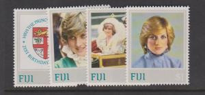 Fiji Sc#470-473 MLH