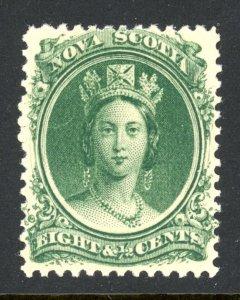 Nova Scotia 11 MH 1860