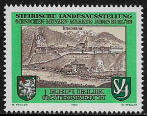 Austria #1456 MNH Stamp - Styrian Provincial Exhibition