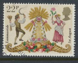 Great Britain SG 1146 - Used - Folklore