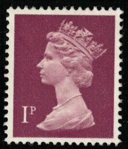 Queen, 1 Penny, Great Britain (T-4808)