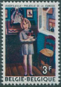 Belgium 1972 SG2287 3f Beatrice painting MNH