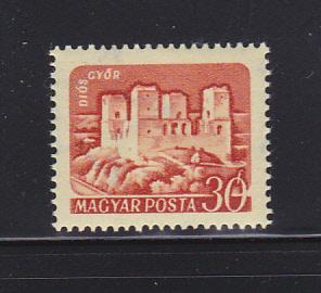 Hungary 1284a MH Diosgyor Castle