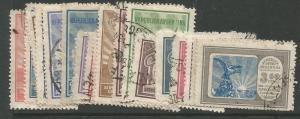 Argentina 1928 A/M SC 1-19 VFU (6cto)