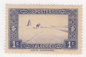 Algeria, Sc # 79, MH, 1936, View of Ghardaia