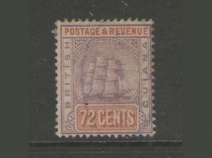 British Guiana 1889 SG 203 FU