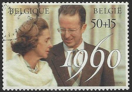 Belgium #B1095 Used Single Stamp (U2)
