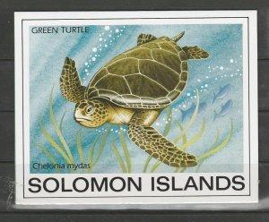 Solomon Islands Bangkok 1983 Presentation pack with Envelope, see scans