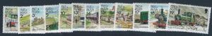 Isle of Man 327-328 (NH)
