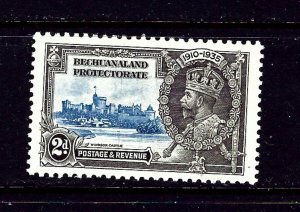 Bechuanaland 118 MH 1935 KGV Silver Jubilee