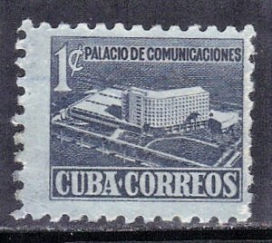 CUBA SC# RA16  **USED** 1952  1c     SEE SCAN