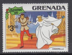 Grenada 1071 Disney's MNH VF