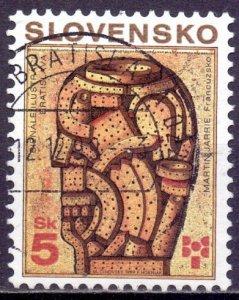 Slovakia. 1999. 346. Book illustrations. USED.