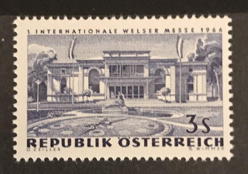 Austria 1966 #770, MNH.