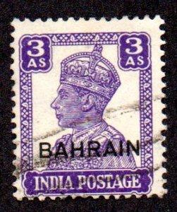 BAHRAIN 46 USED SCV $8.50 BIN $3.40 ROYALTY