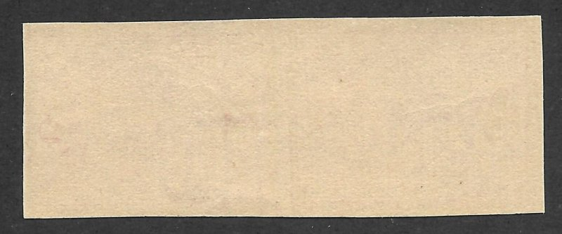 Doyle's_Stamps: Gem 1909 MNH Imperforate CenterLinePair of 2c W.H. Seward Stamps