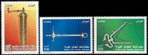 Algeria #1618-20  MNH - 19th Century Kitchen Tools (2014)
