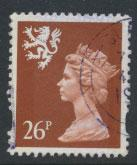 GB Scotlan  SG S85 SC# SMH66 Used   Machin 26p  see details