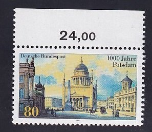 Germany   #1789  MNH  1993   Potsdam