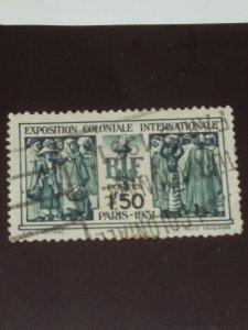 France 1.50Fr Blue 1931
