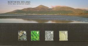 GB 2001 Northern Ireland Definitive Presentation Pack No. 53