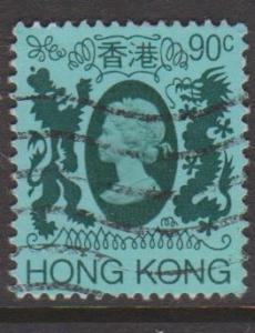 Hong Kong Sc#396 Used