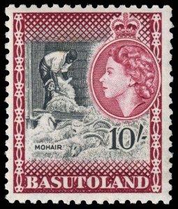 Basutoland - Scott 56 - Mint-Hinged