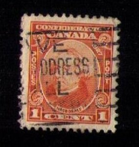 Canada Scott 141 USED VF