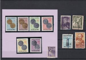 Portuguese India Stamps Ref 33162
