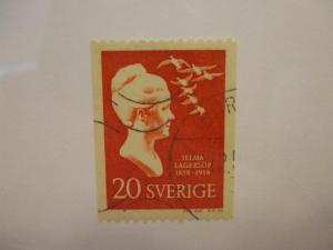Sweden #532 used