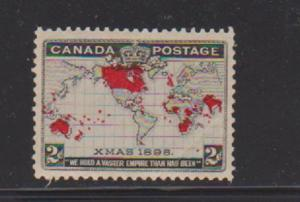 CANADA #85 STAMP MINT    LOT#536
