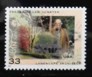 USA Scott 3338 MNH** Olmsted Landscape Architect