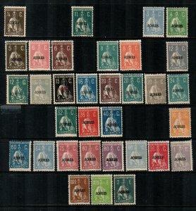 Azores #195//236  Mint  Scott $67.35