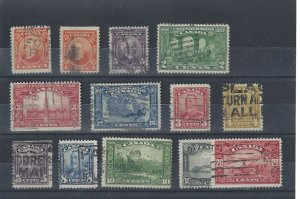 lot Canada used, Confed issue, Scroll issue etc.  nice