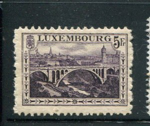 Luxembourg #130 MNH  - Make Me A Reasonable Offer