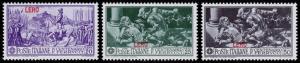 Italy - Aegean Islands, Lero Scott 12-14 (1930) Mint LH VF, CV $12.00 B