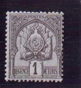 Tunisia  Scott#  9  Used