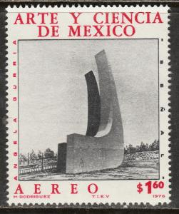 MEXICO C531, Art and Science (Series 6) MINT, NH. F-VF.