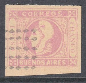 ARGENTINA  An old forgery of a classic stamp................................C912
