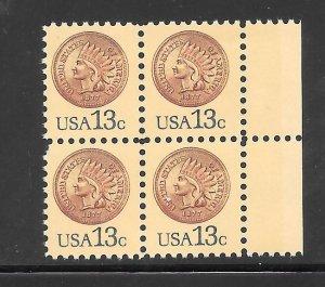 #1734 MNH Block of 4