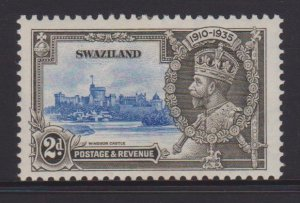 Swaziland Sc#21 MLH