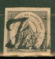 M: Honduras 2 used CV $250