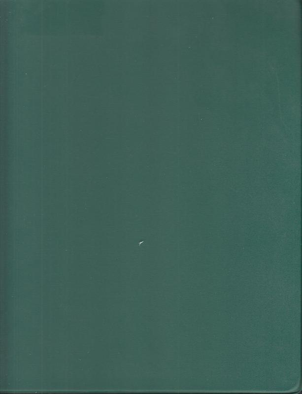 Green's Catalog of Tuberculosis Seals of World, 3 parts complete, US and Foreign