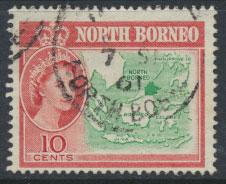 North Borneo SG 395 SC# 284   MVLH  see details