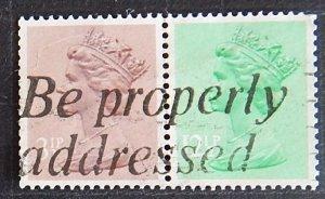 Great Britain, Queen, (№1400-T)