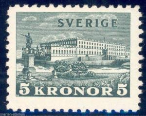 SWEDEN  SCOTT#229    MINT ORIGINAL GUM NEVER  HINGED
