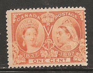 Canada  SC  51 Mint, Lightly Hinged