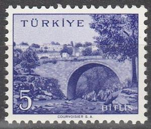 Turkey #1303   MNH  (S6104)