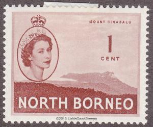 North Borneo 261 Mount Kinabalu 1954
