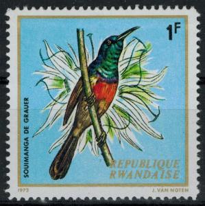 Rwanda - Scott 460 MNH